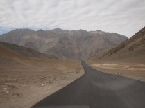 The Road Outside Leh